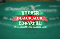 Азартная игра Double Exposure Blackjack Pro Series